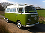 VW Campervan Hire Cornwall