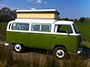 Cornwall VW Campervan Hire