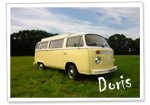 vw Campervan Hire Devon