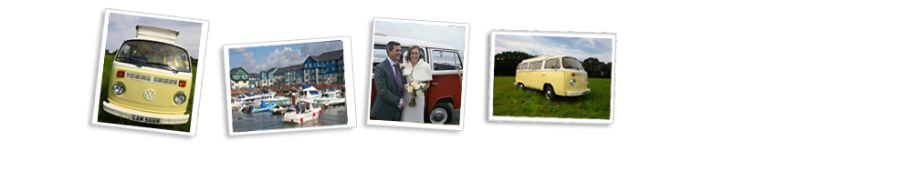 Devon vw campervan hire