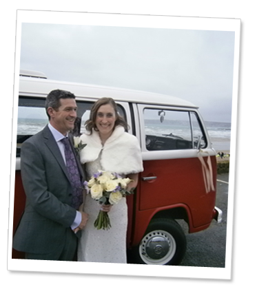 Devon VW Wedding Hire