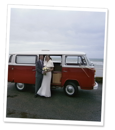 VW Wedding Hire Devon